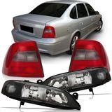 Kit-Chevrolet-Vectra-2000-2001-2002-2003-2004-2005-Farol-Mascara-Negra---Lanterna-Traseira-Fume