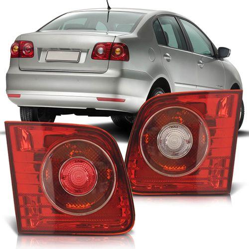 68c82b1aeed82 Lanterna Traseira Polo Sedan 2007 a 2012 Tampa Porta Malas Bicolor -  Arsenal Car