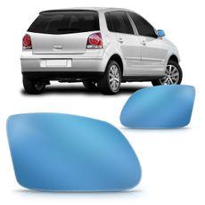 Lente-Espelho-Retrovisor-Volkswagen-Golf-2008-2009-2010-2011-2012-2013-2014-Polo-2010-2011-2012-2013-2014
