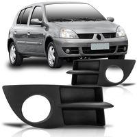 Moldura-Grade-do-Milha-Renault-Clio-2006-2007-2008-2009-2010-2011
