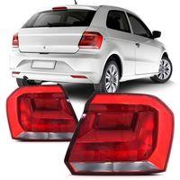 Lanterna-Traseira-Original-Volkswagen-Valeo-Gol-G7-2017-2018-2019-Bicolor-com-Desenho-Tridimensional