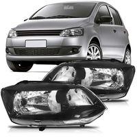 Farol-Volkswagen-Fox-2010-2011-2012-2013-2014-Mascara-Negra-