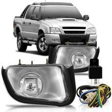 Kit-Farol-de-Milha-Auxiliar-Chevrolet-S10-2001-2002-2003-2004-2005-2006-2007-2008-2009-2010-2011-Blazer-Pitbull-