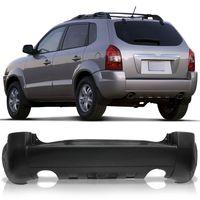 Parachoque-Traseiro-Hyundai-Tucson-V6-2.7-2004-2005-2006-2007-2008-2009-2010-2011-2012-2013-2014-2015-2016