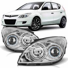 Farol-Hyundai-I30-2008-2009-2010-2011-2012-Mascara-Cromada-com-Projetor