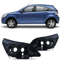 Carcaca-de-Farol-Principal-Chevrolet-Agile-2009-2010-2011-2012-2013-Montana-Foco-Duplo