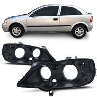 Carcaca-de-Farol-Principal-Chevrolet-Astra-1998-1999-2000-2001-2002-Foco-Duplo-
