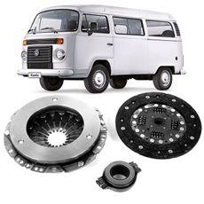 Kit-de-Embreagem-Repset-Volkswagen-Kombi-1.4-8v-2006-2007-2008-2009-2010-2011-2012