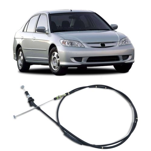 Cabo-de-Acelerador-Honda-Civic-2001-2002-2003-2004-2005-2006-a-Gasolina