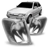 Lanterna-Dianteira-Pisca-Seta-Ford-Fiesta-1993-1994-1995-Cristal-