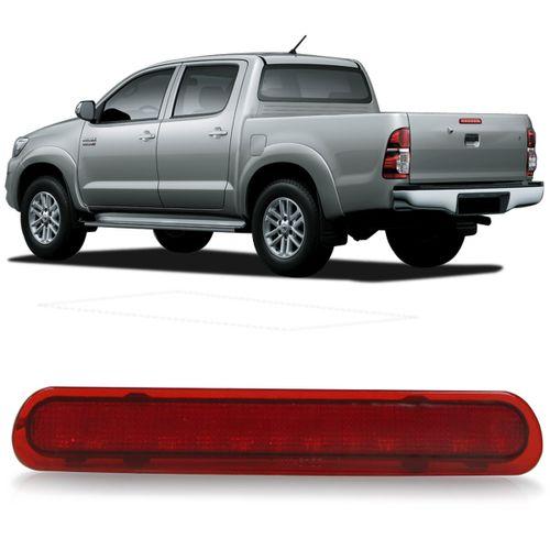 Lanterna-Brake-Light-Toyota-Hilux-SR-SRV-2005-2006-2007-2008-2009-2010-2011-Tampa-Traseira-Pickup
