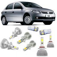 Kit-Lampadas-Super-Led-6000k-com-reator-Volkswagen-Gol-2009-a-2012-Saveiro-Voyage-G5--Pingo
