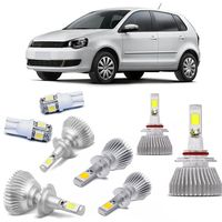 Kit-Lampadas-Super-Led-6000k-com-reator-Volkswagen-Polo-2007-a-2014---Pingo