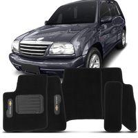 Tapete-Carpete-Preto-Chevrolet-Tracker-2007-2008-2009-Vulcanizado