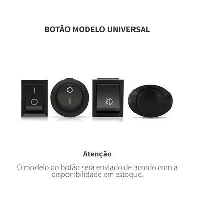 Kit-Farol-de-Milha-Auxiliar-Palio-G4-2010-2011-Siena-G4-2008-2009-Strada-Aro-Moldura-Cromado-Botao-Modelo-Universal