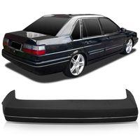 Para-choque-Traseiro-Volkswagen-Santana-1991-1992-1993-1994-1995-1996-1997-Liso-com-Friso-Cromado