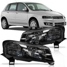 Farol-Fiat-Stilo-2008-2009-2010-2011-2012-Foco-Duplo-Mascara-Negra-Com-Milha-Plug-Quadrado