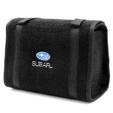 Bolsa-De-Ferramentas-Carpete-Preto-Para-Linha-Subaru-Logo-Bordado