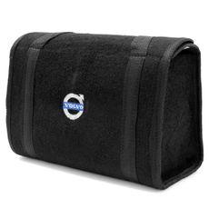Bolsa-De-Ferramentas-Carpete-Preto-Para-Linha-Volvo-Logo-Bordado
