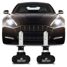 Kit-Lampadas-Ultra-Led-Headlight-H1-6000K-Com-Reator