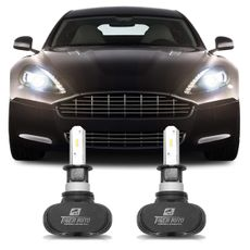 Kit-Lampadas-Ultra-Led-Headlight-H3-6000K-Com-Reator