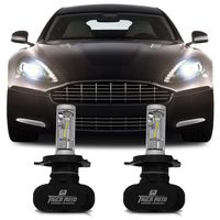 Kit-Lampadas-Ultra-Led-Headlight-H4-6000K-Com-Reator