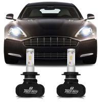 Kit-Lampadas-Ultra-Led-Headlight-H7-6000K-Com-Reator