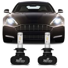 Kit-Lampadas-Ultra-Led-Headlight-H7-6000K-Com-Reator