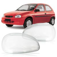 Lente-Farol-Chevrolet-Corsa-Classic-2000-a-2010-Serve-no-Corsa-Pick'Up-Corsa-1994-a-2000-Lente-Lisa