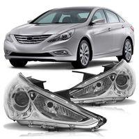 Farol-Hyundai-Sonata-2010-2011-2012-Mascara-Cromada