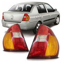 Lanterna-Traseira-Clio-Sedan-2003-2004-2005-2006-2007-Tricolor