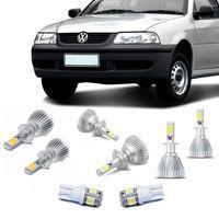 Kit-Lampada-Super-Led-Gol-Parati-Saveiro-G3-1999-A-2005-Com-Lampada-Pingo