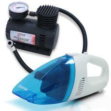 Combo-Mini-Compressor-De-Ar---Aspirador-De-Po-12V
