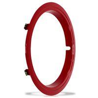 Aro-Vermelho-Sobre-Roda-Aro-14-Polegadas-Universal-Fixado-Por-Pressao