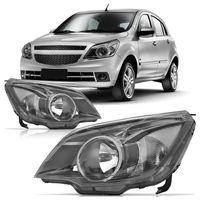 Farol-Chevrolet-Agile-2009-2010-2011-2012-2013-Montana-Cromomix-