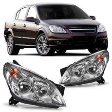 Farol-Vectra-Sedan-2006-A-2008-Foco-Duplo-Mascara-Cromada-