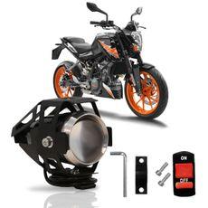 Farol-De-Milha-Auxiliar-Universal-Para-Moto-Com-Led-Angel-Eyes-6000K-Botao-Interruptor-De-Guidao