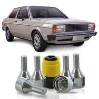 Jogo-De-Parafuso-Antifurto-M12-x-150-Roda-Voyage-G1-1984-A-1996-51mm-Com-Chave-Codificada