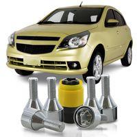 Jogo-De-Parafuso-Antifurto-M12-x-150-Roda-Agile-2009-A-2014-51mm-Com-Chave-Codificada