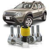 Jogo-De-Parafuso-Antifurto-M12-x-150-Roda-Duster-2012-A-2020-51mm-Com-Chave-Codificada