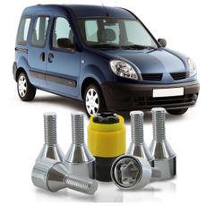 Jogo-De-Parafuso-Antifurto-M12-x-150-Roda-Kangoo-2000-A-2018-51mm-Com-Chave-Codificada