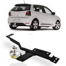 Engate-para-Reboque-Polo-Hatch-Blue-Sport-I-Motion-Sportline-I-Motion-2002-A-2015-Preto