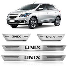 Jogo-Soleira-Personalizado-Onix-2013-A-2019-Inox-Escovado-4-Pecas