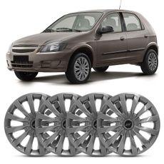 Jogo-Calota-Esportiva-Silver-Modelo-Passat-CC-para-Roda-Aro-13-4x100-4x108-Cubo-Baixo-4-Pecas
