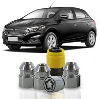 Jogo-De-Porca-Antifurto-M12-x-150-Roda-Onix-2012-A-2020-33mm-Com-Chave-Codificada