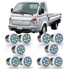 Combo-10-Lampadas-6-LEDs-SMD-1-Polo-Trava-e-Pinos-Reto-Luz-Branca