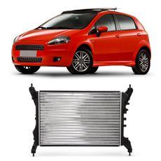 Radiador-Punto-1.4-2008-A-2011-Com-E-Sem-Ar-Condicionado-Original-Magneti-Marell-