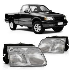Farol-S10-Blazer-1995-A-2000-Foco-Duplo