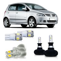 Kit-Fox-2003-A-2007-Ultra-Led-H3---Super-Led-H4-e-Pingo-Led